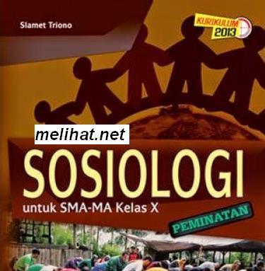 Rpp Sosiologi Sma Smk Ma Kurikulum 2013 Kelas X 10 Terbaru Filenya