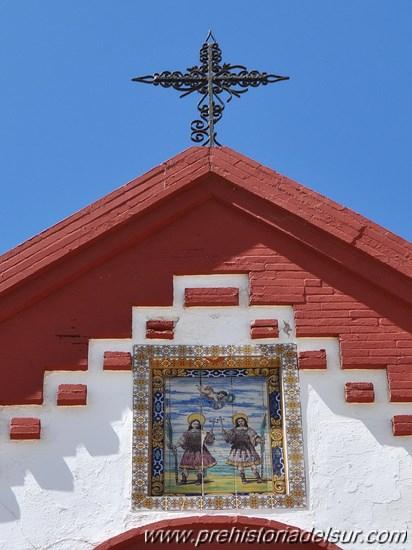 Cistas punicas del Cerro de los Martires