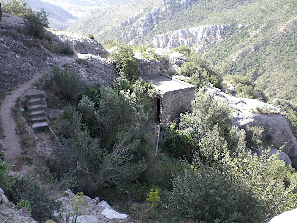 Sortida Sant Salvador de les espasses 2006 - CIMG8323.JPG