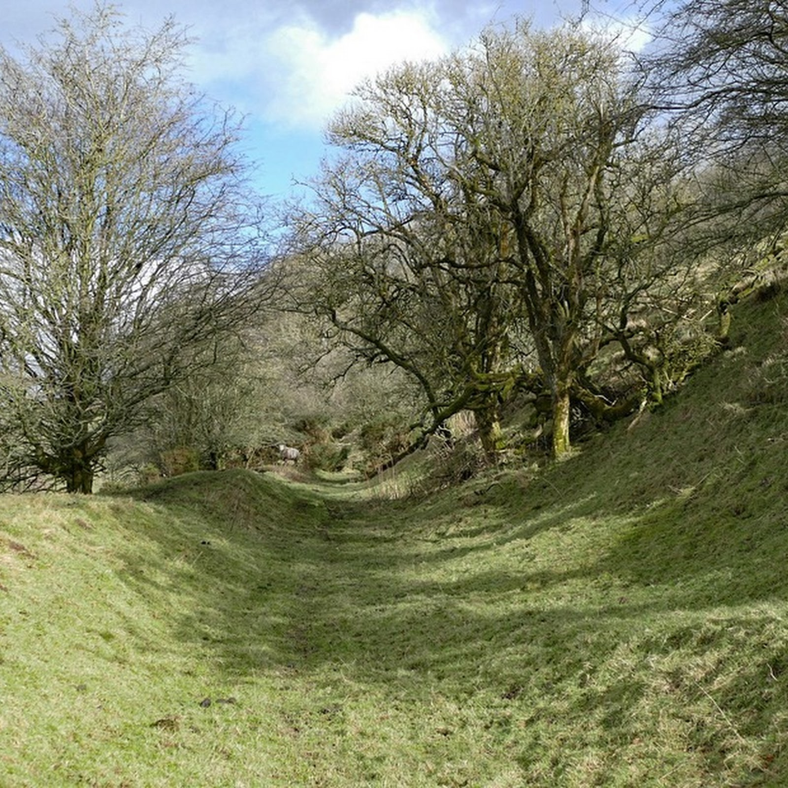Offa's Dyke: The 1,200-Years-Old Dyke Separating Wales From England
