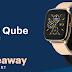 Noise ColorFit Qube 5 Smartwatches Giveaway
