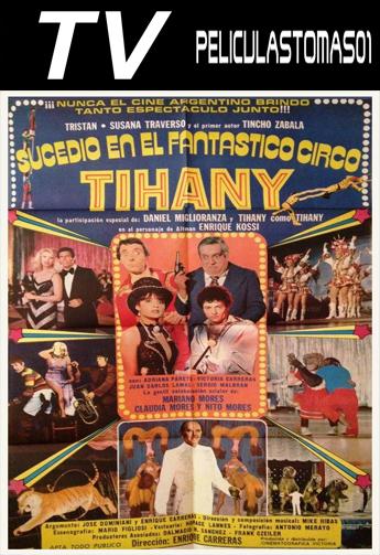 Sucedió en el fantástico circo Tihany (1981) TVRip