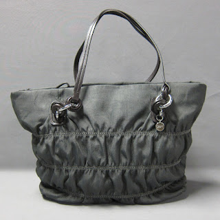 Tumi Ruched Tote