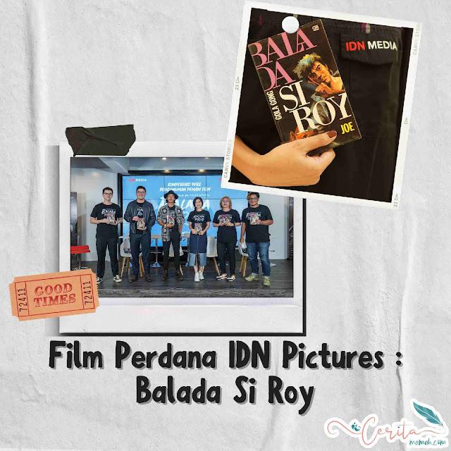 film perdana idn pictures