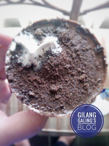 kepingan cokelat walls oreo