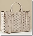 Reiss Picton Laser Cut Tote
