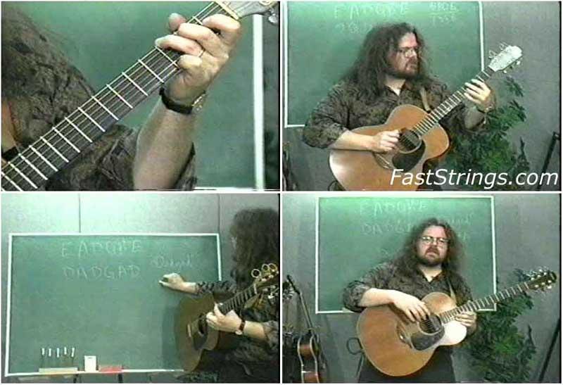 Don Ross - Fingerstyle Guitar