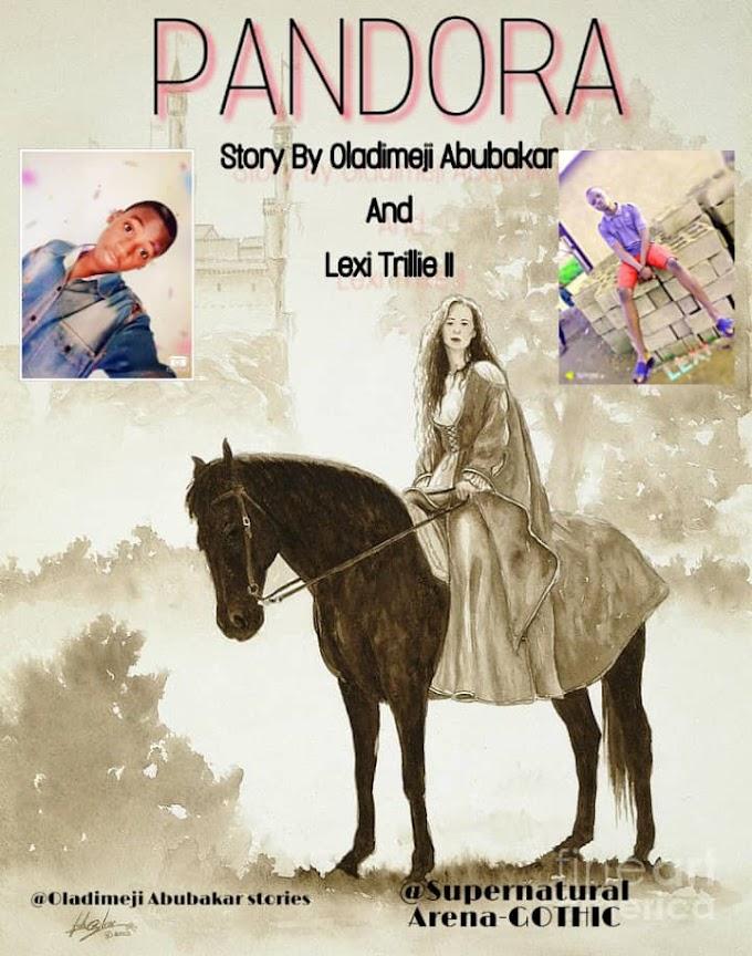 Novel: Pandora (Chapter one)