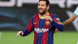 Mengenang Messi saat Melakoni Debut Bersama Barcelona