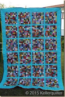 Quilt206-buntes Allerlei