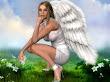 White Angel Thinking