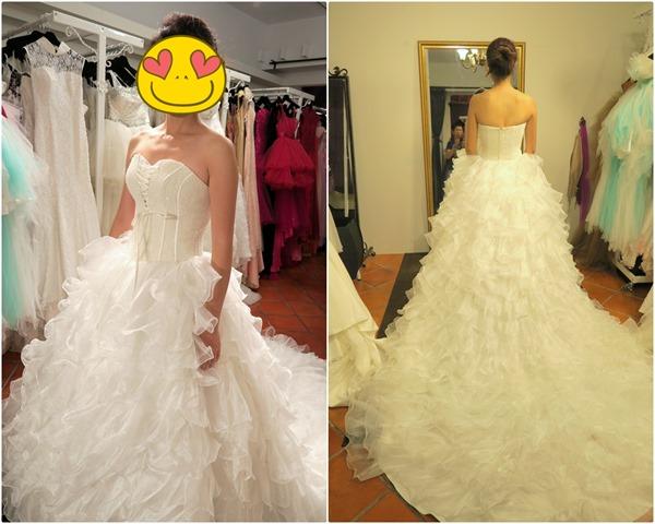 城市花園婚禮工坊 高雄自助婚紗 - 拍婚紗照之禮服挑選 (15)