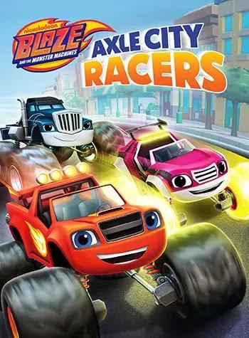 تحميل لعبة Blaze and the Monster Machines Axle City Racers للكمبيوتر برابط مباشر