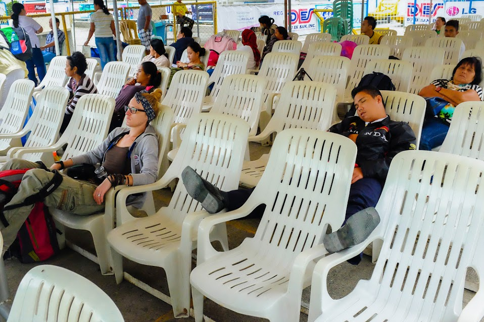 przystań promowa Tagbilaran