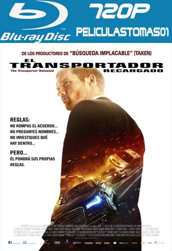 El Transportador Recargado (2015) BRRip 720p