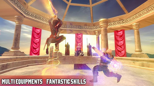 Real Superhero Kung Fu Fight - Karate New Games 3.33 Screenshots 5