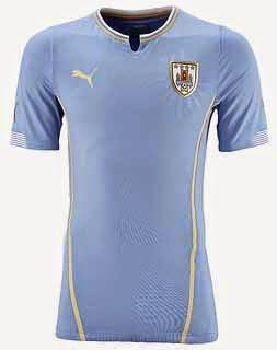áo bóng đá uruguay sân nhà