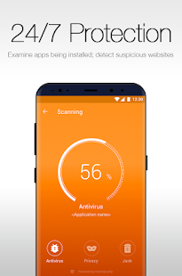 Hi Security Lite -  Antivirus, Booster & App Lock- screenshot thumbnail