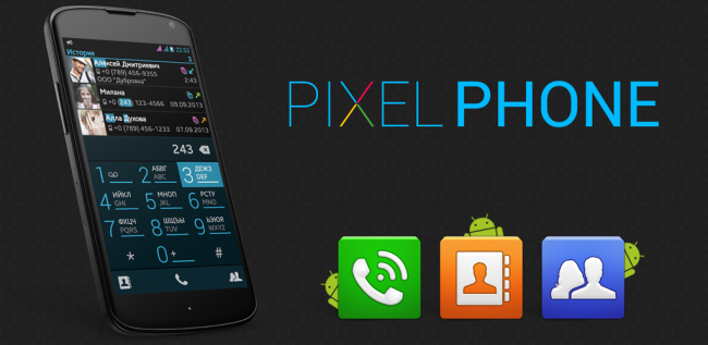 PixelPhone Enhance your Experience Getting