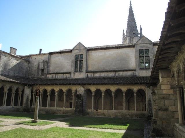 Église Monolithe de Saint-Émilion