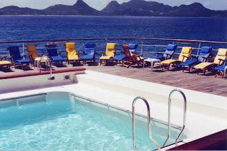 Photo: #008-La piscine du Club Med 1