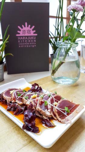 Harajuku Kitchen, edinburgh restaurants, Japanese restaurants, sushi. Sashimi, Nigiri