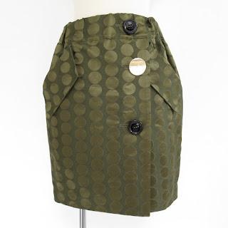 YSL Rive Gauche Skirt