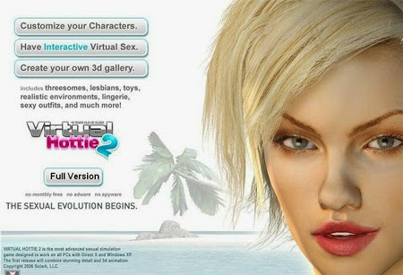Virtual Hottie 2-3D