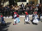 Ο Ρωμανός στην παρέλαση της 25ης Μαρτίου