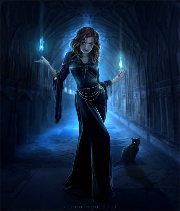 Witch In A Dungeons, Pretty Witches