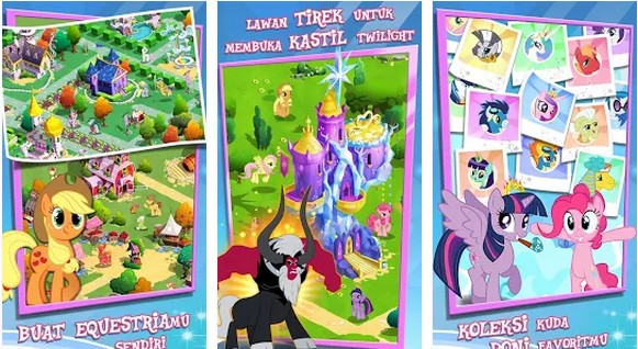 My Little Pony Apk v2.5.0q Money Mod