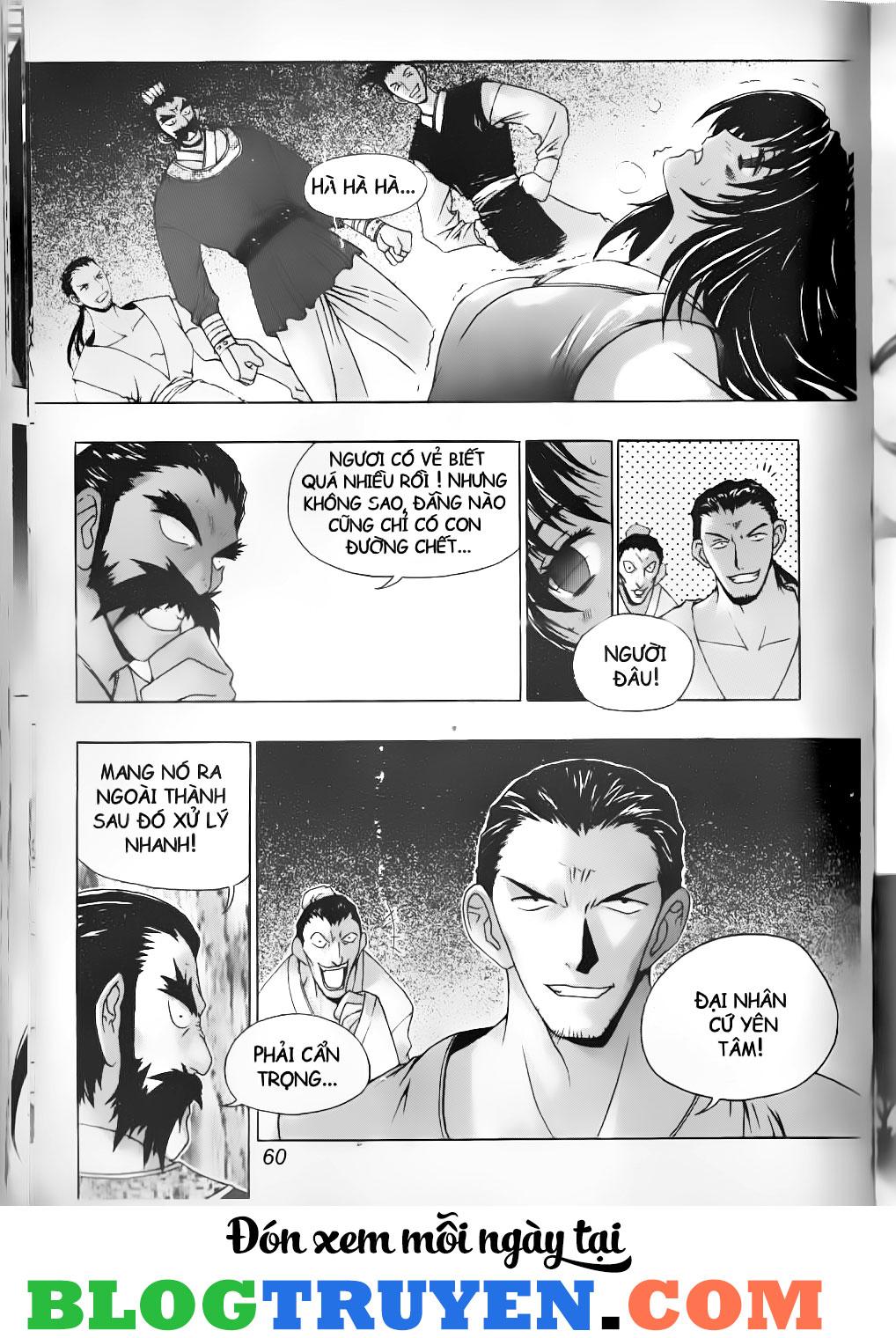 Thiên Lang Liệt Truyện Scan Chap 17 - Truyen.Chap.VN