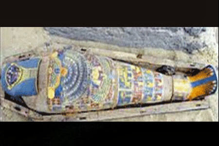 Ditemukan Mumi Firaun Baru di Selatan Kairo