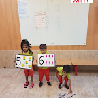 Rhyme Enactment by Nursery Section at Witty World Bangur Nagar (2017-2018)