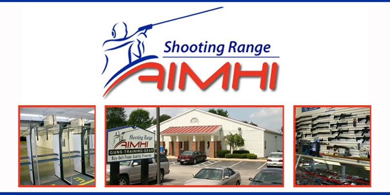 Shooting Range New Albany Ohio AIMHI Shooting Range Logo
