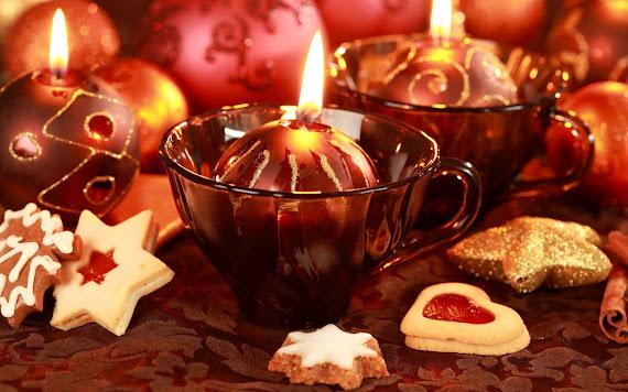 besplatne Božićne pozadine za desktop 1680x1050 free download blagdani čestitke kolači kuglice za bor Merry Christmas