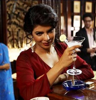 Priyanka Chopra Photos of Saat Khoon Maaf Movie
