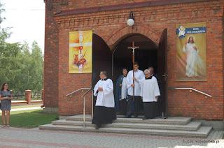 Pogrzeb ks. Antoniego Paprockiego