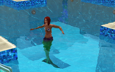 sims 3 island paradise how to become a mermaid cheat