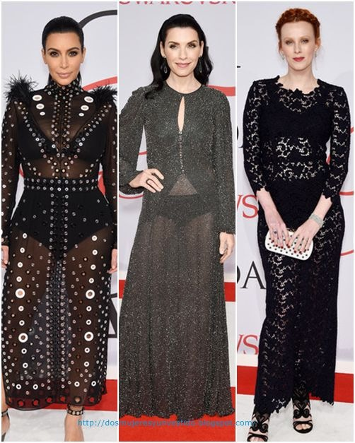 CFDA Fashion Awards-transparencias