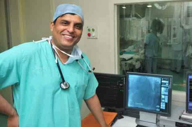 बिहार के हृदय विशेषज्ञ डॉ प्रभात कुमार का निधन ।