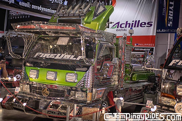 Dekotora Fire Trucks by Fire Wolf Motors Custom Pinoy Rides Car Photography Manila Philippines Philip Aragones pic1