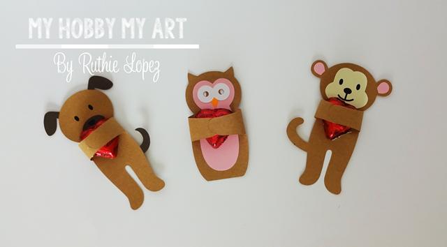 Candy Huggers, osos abrazadores, Ruthie Lopez 2