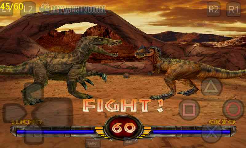 Warpath Jurassic Park Fight