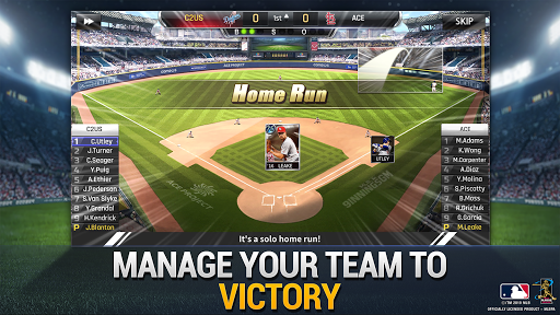 MLB 9 Innings GM screenshots 3