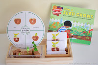 Teaching Toddlers How Plants Grow