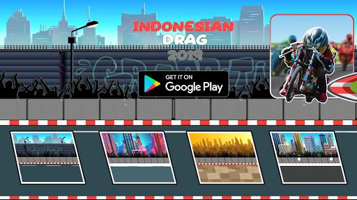 Indonesian Drag Bike : Street Racing Apk 2