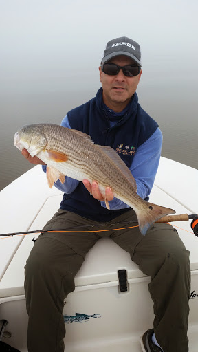"28"" red Golden Isles Fly Fishing"