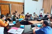 Pansus Pemekaran 7 Desa Koordinasi Ke Pemprov Kalbar, Ari ; Doakan Yang Terbaik