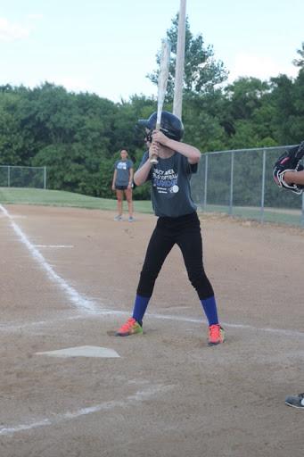 Proud of my softball girls